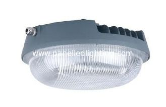 Round Retrofit led gas station canopy lights , 80W 120W under canopy lighting